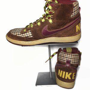Nike Terminator High Limited Edition Plaid Men 11